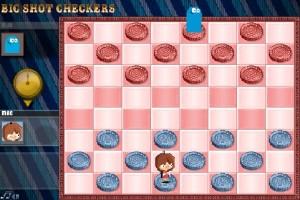 Детские шашки онлайн