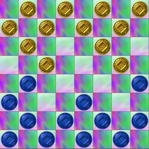 Английские шашки играть