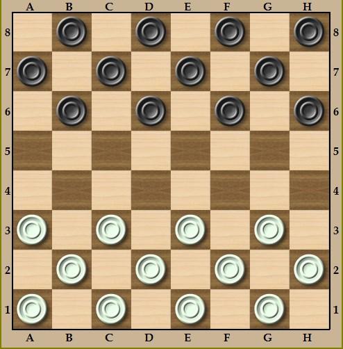 Чешские шашки