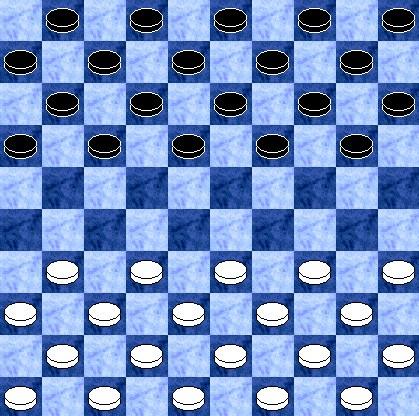 Игра международные шашки