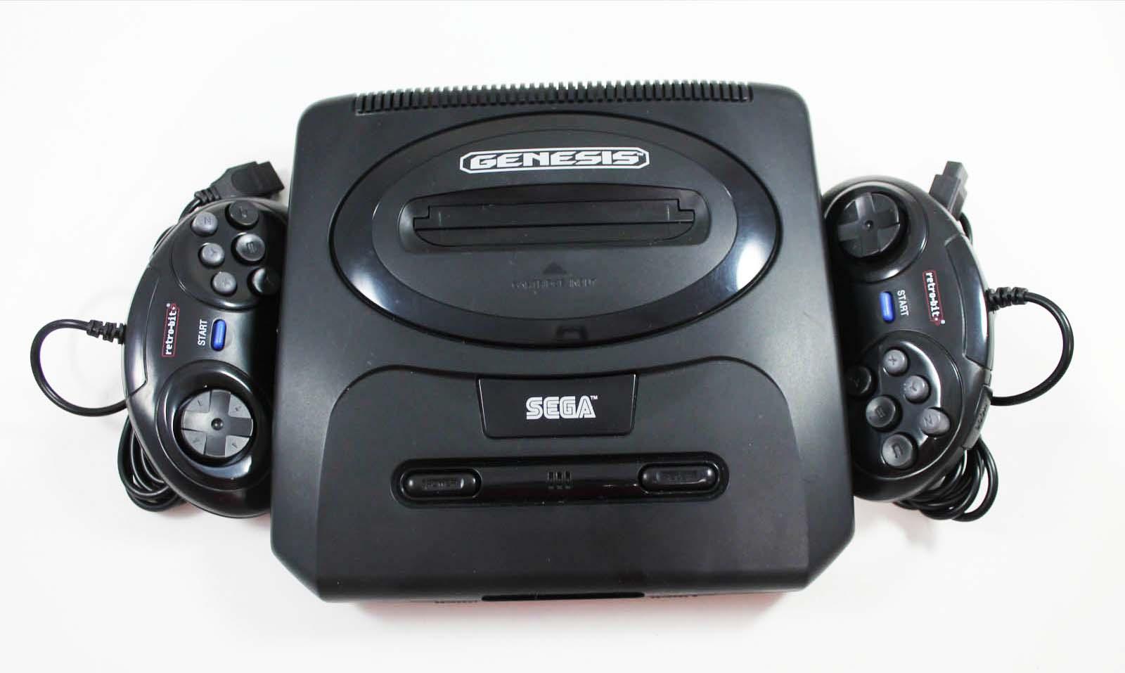 Лучшие игры для приставки Sega