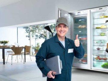 Быстрый ремонт холодильника Electrolux
