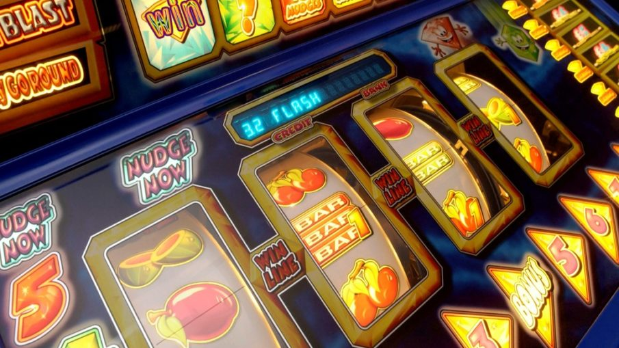 Бесплатные старые игровые автоматы