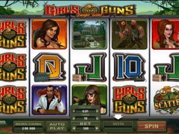 Популярные игровые автоматы от игрового клуба
